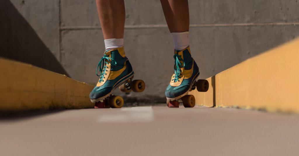 Duurzaam autorijden: Inline skates